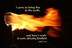 Fire - Jesus