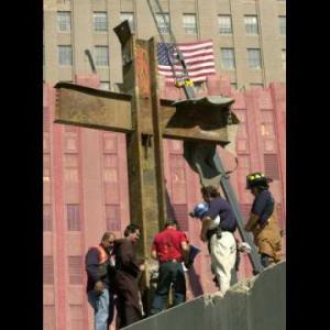 9-11 cross