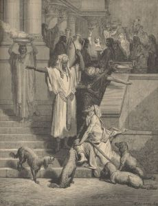 Lazarus and Rich Man