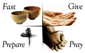 Lent - 4 Parts