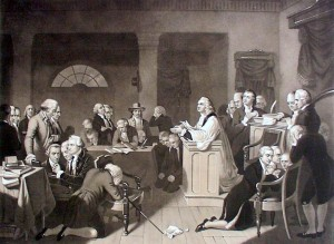 Continental Congress in Prayer