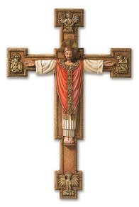 Christ the King Crucifix
