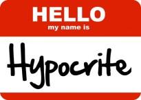 Image result for hypocrite