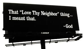 That Love Thy Neighbor